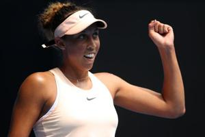 Australian Open: 'Madison Keys set for brutal test against Angelique...