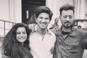 Dulquer Salmaan, Mithila Palkar and Irrfan's Karwaan to release in...