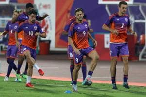 Indian Super League: FC Pune City eye top spot ahead of Jamshedpur FC...