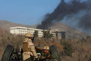 Multiple Americans killed, injured in attack on Kabul hotel