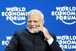 Modi makes India pitch in Davos to Shiv Sena dumps BJP: Top stories of...