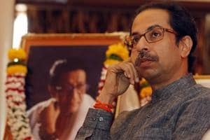 Uddhav Thackeray, 57, is set to be formally re-elected as Shiv Sena chief on Tuesday.