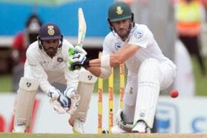 South Africa captain Faf du Plessis said that they will be expecting a...