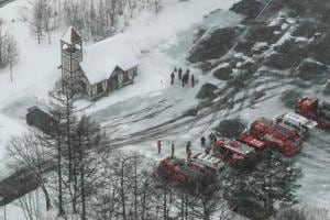 Volcano eruption, avalanche kills one at Japan ski resort