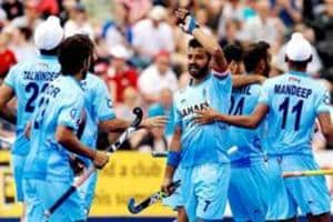 India open against New Zealand in 2nd leg of four-nation hockey
