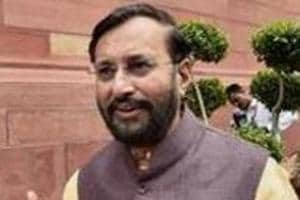 Javadekar tells Satyapal Singh to refrain from making comments on...
