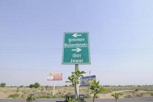 5,000 hectares, four runways: Jewar airport touted to be biggest in...