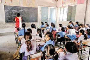 Advertised for appointing over 9,000 teachers in Delhi govt schools:...