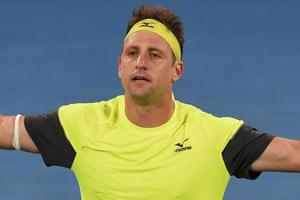 Australian Open: Pinch me I'm dreaming, says Tennys Sandgren after...