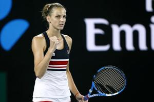 Australian Open: 'It's all about me' - Karolina Pliskova after...