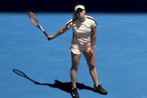 Australian Open tennis: Elina Svitolina reveals hip injury struggles