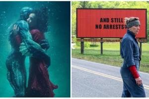 Oscar front runners The Shape of Water, Three Billboards... will...