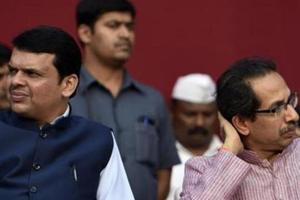 Sena's top brass is biding time until the elections get announced or a few months before that to walk out.