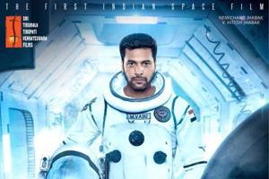 Jayam Ravi's Tik Tik Tik postponed two days before release