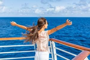 Dreaming of a vacation? A cruise holiday will do good for your...