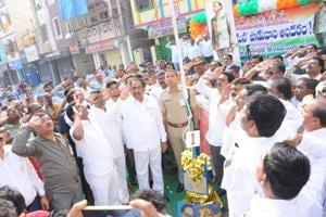 Telangana town sparks a trend of singing national anthem every day