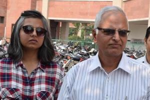 Chandigarh stalking: Political, IAS lobby behind false case, says...