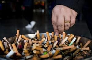 The aim of the January 9 notification is to reduce the exposure of tobacco products to children and teenagers, thus reducing its consumption.