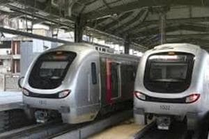 Metro-3: Steel decks as temporary road in South Mumbai