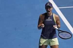 Angelique Kerber sails into 2018 Australian Open Tennis tournament