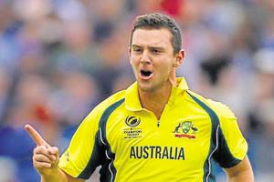 Josh Hazlewood's suggestion for Australian pacers to tide over...