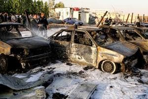 Twin car bombs kill 22 in Libya's Benghazi