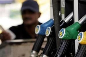 Petrol at Rs 72.43 per litre highest  in 3 years; diesel prices at...