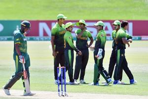 Pakistan reach ICC U-19 Cricket World Cup semis, could face India