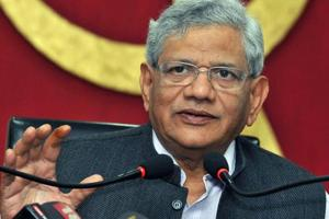 I did offer to resign, says Yechury on Karat's remarks