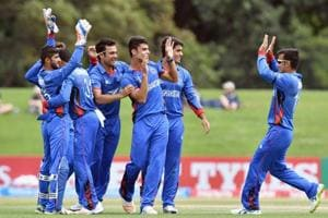Afghanistan creates history in ICC U-19 World Cup, beat New Zealand to...