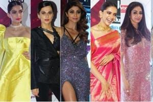 Some of Bollywood's top actors attended Hindustan Times India's Most Stylish awards at Yash Raj Studios in Mumbai on Wednesday.