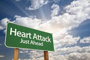 Heart attack risk rises 6 times in week post-flu, particularly in...