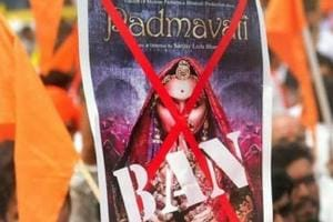 Karni Sena started attacking the movie Padmaavat way back in January...