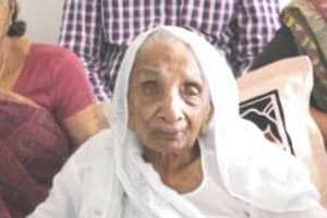 103-year-old Mumbai woman gets her hip replaced