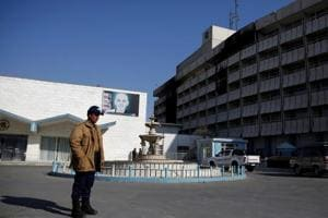 Kabul hotel attack killed 40 people: Afghan official