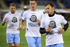 Lazio fined but avoid stadium ban for Anne Frank photo during Serie A...