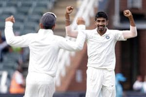 Jasprit Bumrah thrilled to outsmart Hashim Amla in five-wicket haul