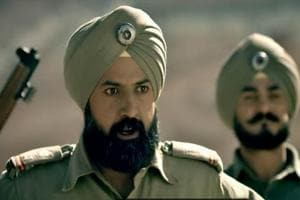 Gippy Grewal plays the titular role in the biopic on Subedar Joginder Singh.