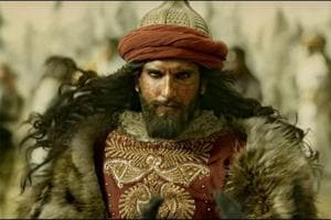 Padmaavat is a feast for eyes.