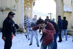 Snow in Himachal isn't just a tourist draw, but also a path to acclaim