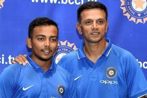 IPL auction: Rahul Dravid urges Indian team to focus on ICC U-19...