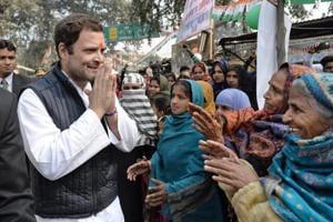 Rahul Gandhi gets 4th row seat at Republic Day parade, Congress fumes:...