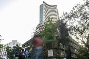 Sensex, Nifty hit record high before economic survey; bonds, rupee...