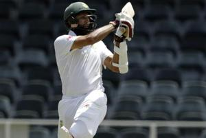 Hashim Amla scores gritty half-century to keep India at bay in third...