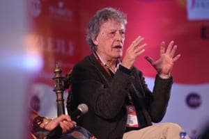 """Speaking of his childhood in Darjeeling, Tom Stoppard, the 80-year-old playwright of The Real Thing, said he has """"huge"""" nostalgia for his life in India."""
