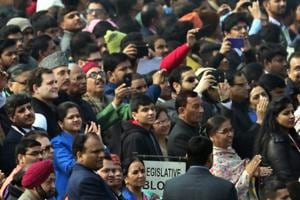 It's about manners than protocol: Salman Khurshid on 6th-row seat for...