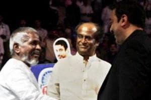 Kamal Haasan and Rajinikanth wish Isaignani Ilaiyaraaja on being...