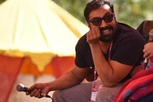 """""""We can try to run from it as much as we want, but the caste system exists in India. It existed when I was growing up, and it still exists,"""" said filmmaker Anurag Kashyap during a session titled The Hit Man: Anurag Kashyap at the Jaipur Literature Festival on Friday."""