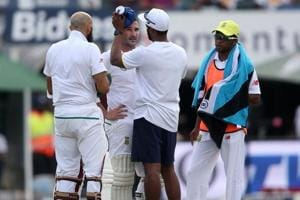 Dubious pitch holds up India's push for win vs...