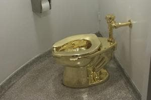 Trumps asked for Van Gogh painting from NY museum, offered gold toilet...
